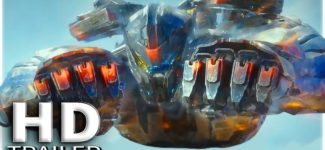 PACIFIC RIM 2: Uprising Final Trailer (2018) Blockbuster Action Movie HD