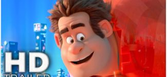 WRECK IT RALPH 2 Trailer Official (2018) New Family Animation & Kids Movie HD 4K