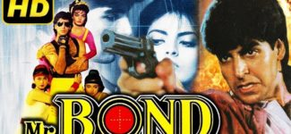 Mr Bond (1992) Full Hindi Movie | Akshay Kumar, Sheeba Akashdeep, Dolly Minhas
