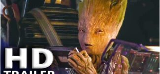 AVENGERS INFINITY WAR Sassy Groot Trailer (2018) Marvel