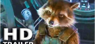 AVENGERS INFINITY WAR Rocket Raccoon Trailer (2018) Marvel