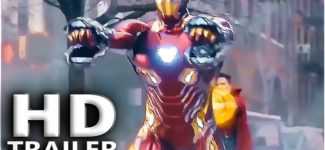 AVENGERS INFINITY WAR New Ironman Suit Trailer (2018) Marvel