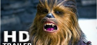 HAN SOLO: Chewbacca Trailer (2018) A Star Wars Story, New Star Wars Movie Trailer HD