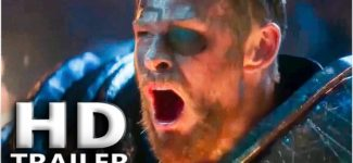 AVENGERS INFINITY WAR Thor Vs Star Lord Trailer NEW (2018) Marvel Superhero Movie HD