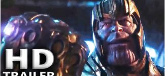AVENGERS INFINITY WAR Salvation Trailer (2018) Marvel