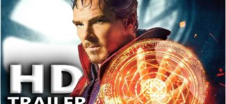 AVENGERS INFINITY WAR Doctor Strange Trailer NEW (2018) Marvel