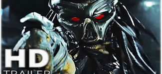 THE PREDATOR Official Trailer (2018) NEW Perdator Movie HD
