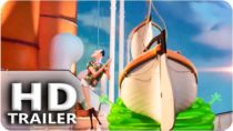 "HOTEL TRANSYLVANIA 3 ""Blobby Is Crushed"" Trailer (2018) Animated Movie HD"