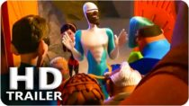 "INCREDIBLES 2 ""Frozone Attacks Wannabe Supers"" Trailer (2018) Disney Pixar Superhero Movie HD"