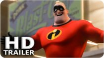 INCREDIBLES 2 Movie Clip – Opening Fight Scene (2018) Disney Pixar Superhero Animation Movie HD