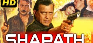 Shapath (1997) Full Hindi Movie | Mithun Chakraborty, Jackie Shroff, Harish, Ramya Krishna
