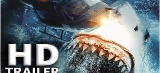 THE MEG 'Megalodon Vs Helicopter' Trailer (2018) Giant Shark Movie HD