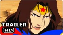 THE DEATH OF SUPERMAN Official Trailer (2018) Superhero Animation Movie HD