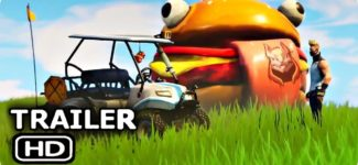 FORTNITE SEASON 5 Trailer (2018) Fortnite: Season 5 Cinematic Trailer HD