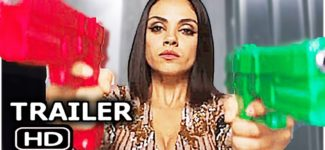 "THE SPY WHO DUMPED ME ""Car Chase"" Clip Trailer (2018) Mila Kunis Comedy Movie Trailer HD"