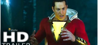 SHAZAM! Official Trailer (2018) Comic-Con SDCC: Superhero Movie HD