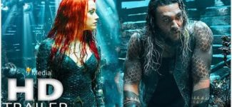 AQUAMAN Official Comic-Con Trailer Teaser (2018) Jason Momoa Superhero Movie HD
