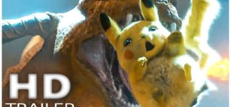POKEMON DETECTIVE: PIKACHU Trailer (2019) Ryan Reynolds Live Action Pokemon, New Movie Trailers HD