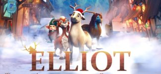 Fresh English Film: Elliot: The Littlest Reindeer – Official Trailer Full HD