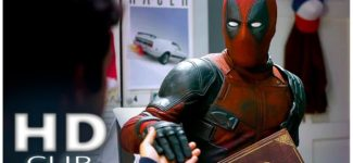 ONCE UPON A DEADPOOL Nickelback Scene (2018) Marvel Deadpool Christmas, New Movie Trailers HD