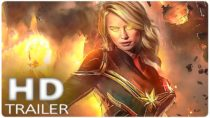 CAPTAIN MARVEL Kree Trailer (2019) Marvel, MCU New Movie Trailers HD