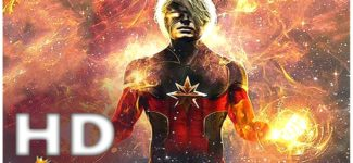 CAPTAIN MARVEL _ Mar-Vell Reveal (2019) Jude Law, New MCU Superhero Movies HD