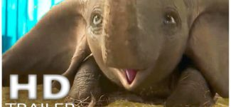 DUMBO Final Trailer (2019) Flying Elephant, New Disney Live-Action Movie Trailers HD