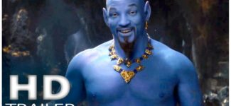 ALADDIN _ Genie Trailer (2019) Will Smith Genie First Look, New Disney Live Action Movies HD