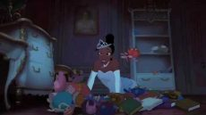 The Princess and the Frog presents A Ribbiting Romance