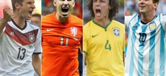 Germany VS Argentina Football World Cup Final 2014 Full Video