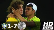 Goals & Extended Highlights – Football World Cup 2014 Semi-Final: Brazil vs Germany