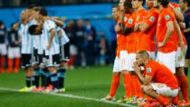 Penalty Shootout Argentina Vs Netherlands Football World Cup Semi Final