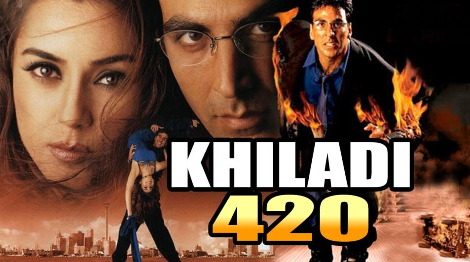 Khiladi 420 Full Hindi Movie, Akshay Kumar Movies