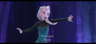 "Disney's Frozen – ""Let It Go"" Multi-Language Full Sequence"