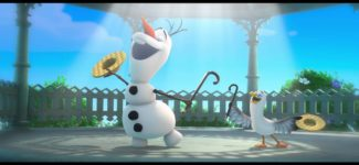 "Disney's Frozen ""In Summer"" Sequence Performed by Josh Gad"