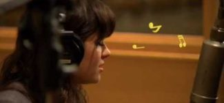 """So Long"" Preview – Zooey Deschanel sings for Winnie the Pooh"