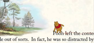 Winnie the Pooh: The Next Paragraph Clip