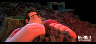 "Wreck-It Ralph ""Behind the Screens"""