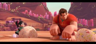 "Wreck-It Ralph ""Ralph & Vanellope Make a Deal"" Clip"