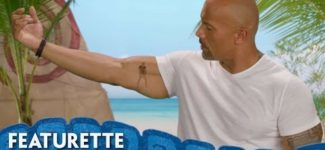 """Mini Dwayne"" Featurette – Moana"