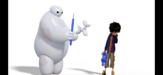 Baymax vs. Balloon