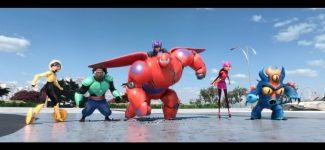 Big Hero 6 New York Comic Con Sizzle