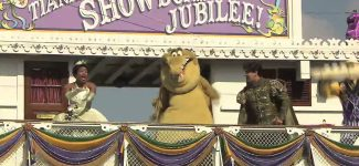 Princess and the Frog:  Tiana's Riverboat Jubilee