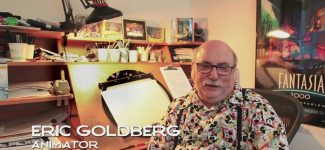 Watch Animation Supervisor Eric Goldberg draw Mickey & Minnie!