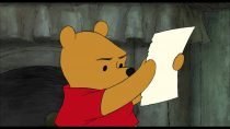 Winnie the Pooh: Pooh's Note Clip