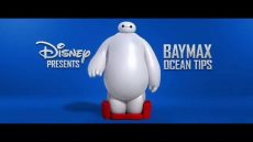 Baymax's Ocean Tips – Big Hero 6