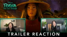 Disney's Raya and the Last Dragon | Trailer Reaction