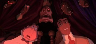 The Princess & The Frog: Friends on the Other Side