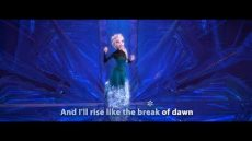 Disney's Frozen – Sing-Along Engagement In Theatres Now!